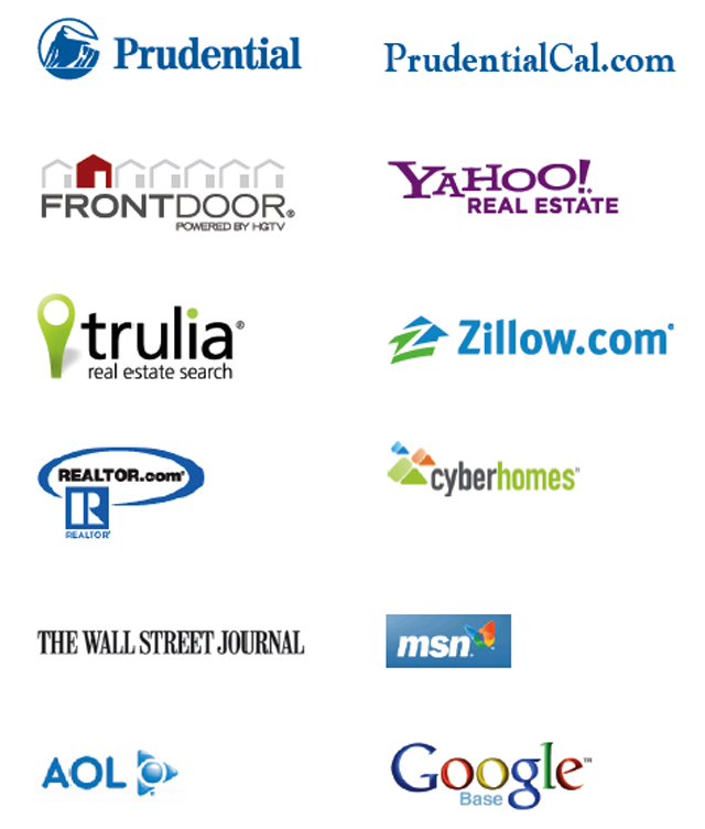 Prudential California Realty Online Exposure